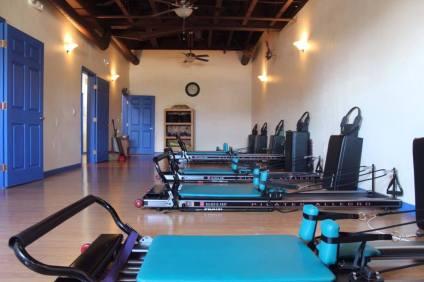 Pilates Reformers machines