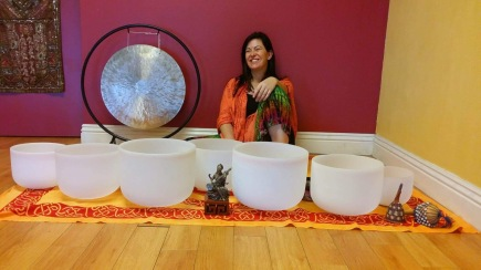 Christie's Chakra Cleansing workshop